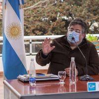 Melgarejo agradeció a todo el personal de salud tras 17 días internado por Coronavirus