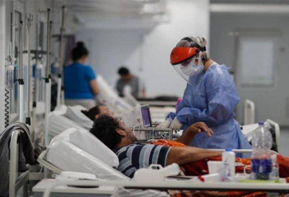 Murieron 311 personas y 7.164 fueron diagnosticadas con coronavirus en el país