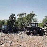 Recicladores de Villa Constitución se suman a la recolección de residuos voluminosos