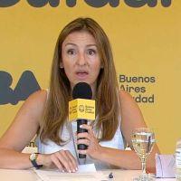 """Soledad Acuña volvió a la carga contra la """"militancia"""" de maestras y maestros"""