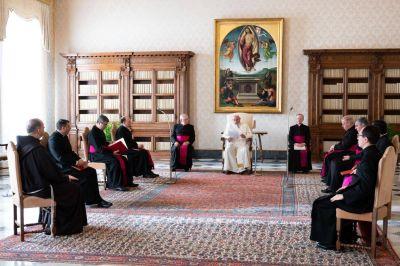"""Audiencia general: Catequesis completa, """"La oración de la Iglesia naciente"""""""