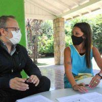Tres de Febrero: Valenzuela anunció apoyo económico a los jardines