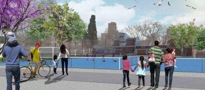 Lanús: iniciarán obras de ampliación en el velódromo municipal