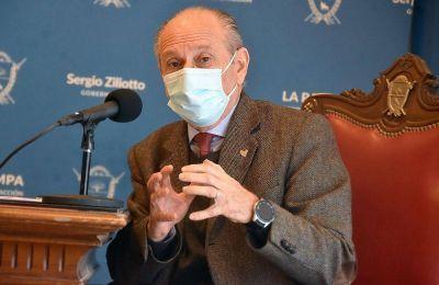 """Kohan advierte que los contagios en la Colonia Menonita """"dificultan el manejo de la pandemia"""""""