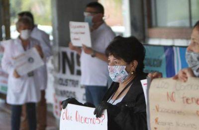 Médicos denunciaron que les niegan el derecho a tomarse licencias