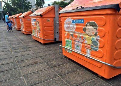 Separación de residuos: Distintos métodos para cada sector de la ciudad