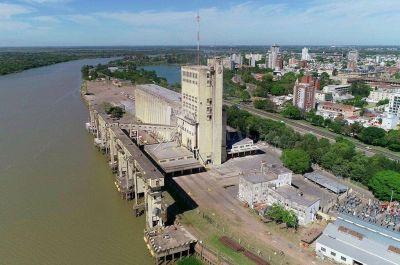 Santa Fe fundamenta su puerto en el nuevo contrato de hidrovía