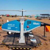 La provincia podrá adaptar a sus necesidades un dron que desarrolló el Invap