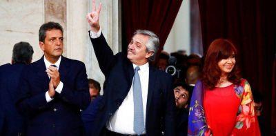 Nueva encuesta: midieron a Sergio Massa contra Alberto Fernández y Cristina Kirchner, provincia por provincia