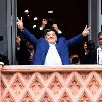 El PJ despidió a Maradona con una sentida carta