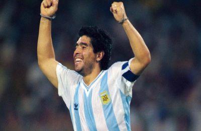 Líderes sindicales se sumaron a la despedida de Maradona en redes sociales