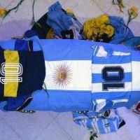 El último adiós: miles de personas despiden a Diego Maradona en la Casa Rosada