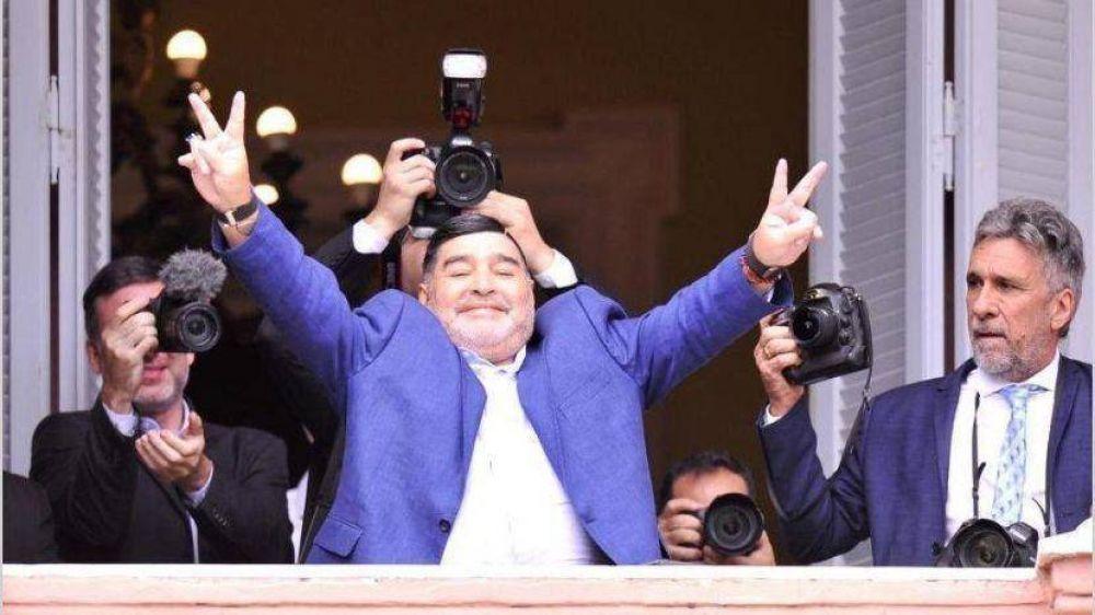 Animal político y peronista de toda la cancha: cómo fue la relación de Maradona con el poder