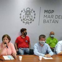 Bernabei reconoció contactos con Provincia para avanzar en el plan de vacunación