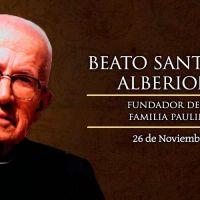 Hoy se conmemora al Beato Santiago Alberione, considerado patrono de Internet