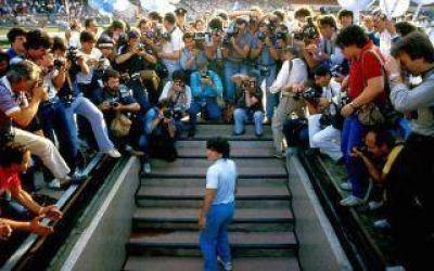 Diego Maradona, el pibe de Villa Fiorito que conquistó al Mundo: De ganar los Juegos Evita a brillar en un Mundial