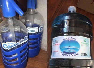 Referentes de aguas envasadas advirtieron sobre la comercialización ilegal en la región