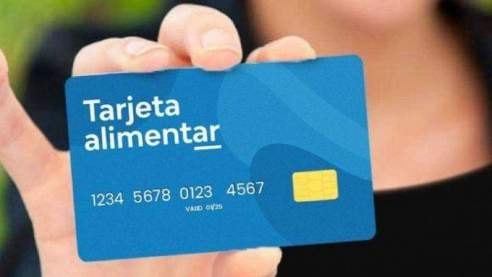 Se entregarán 11.000 nuevas tarjetas Alimentar en La Matanza
