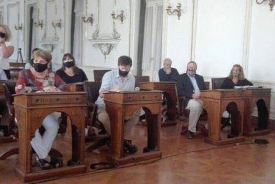 Concejo: en la última sesión del año, hubo cruces por el uso del Polideportivo