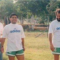 Herrera Ahuad recordó su encuentro con Maradona: