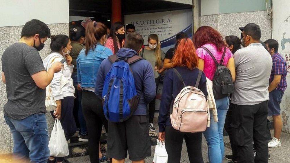 Trabajadores del Sheraton Córdoba se preparan para una nueva audiencia en el Ministerio de Trabajo