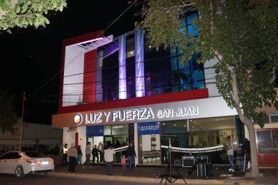 San Juan: Gremio de Luz y Fuerza en alerta ante la propuesta de Energía