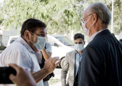 """Guillermo Montenegro: """"Seremos inflexibles con aquellos que no cumplan el protocolo"""""""