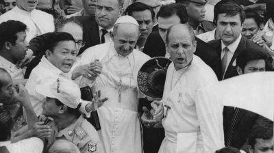 Se cumplen 50 años del atentado a Pablo VI