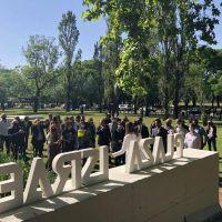 La Comunidad Judía Argentina realizó su primera actividad al aire libre para celebrar los 120 años del KKL