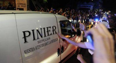 La foto de Maradona muerto: sindicato apuntó contra la funeraria