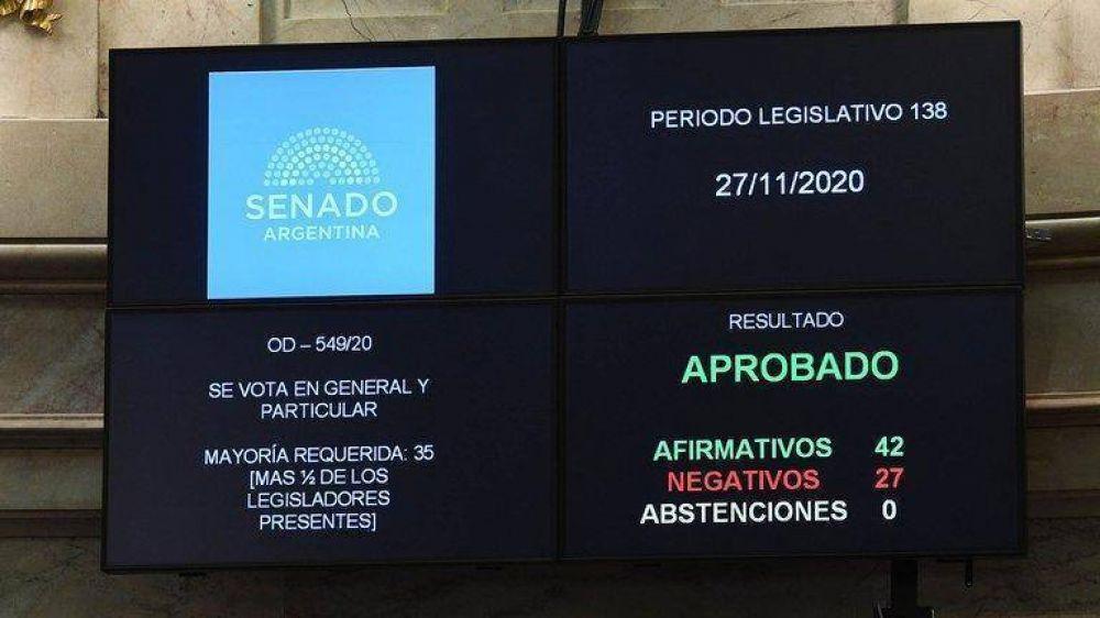 Cuáles son los cambios más importantes que aprobó el Senado para designar al Procurador y remover fiscales