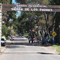 """""""Es urgente un plan de seguridad para Sierra de los Padres"""""""