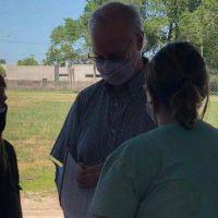 Enfermeros le pidieron a Gollán un sueldo de 60000, reducción de jornada y licencia por pandemia