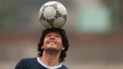 En homenaje a Maradona, diputados proponen declarar el día nacional del Fútbol