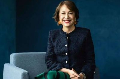 Paula Santilli (CEO de Pepsico Latam):