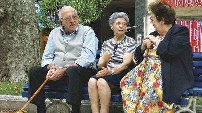 El 5% que los jubilados recibirán en diciembre será