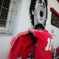 Para la Confederación Sindical de las Américas, Maradona era