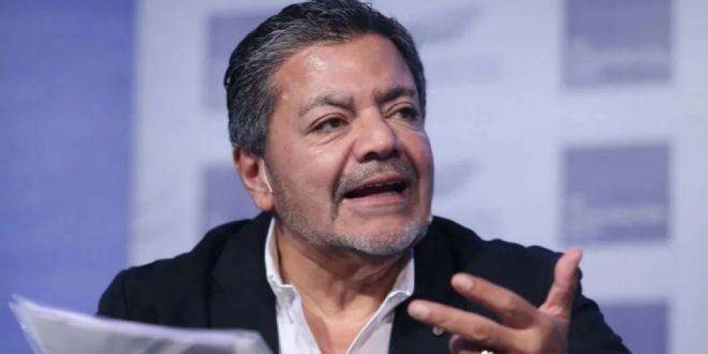 Gerardo Martínez en relación al FMI: «No hay posibilidad de ajuste»