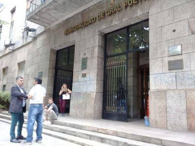 El gobierno destinará $4 millones para refaccionar los accesos al Palacio Municipal