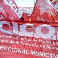 Médicos se movilizan este lunes en reclamo de una urgente recomposición salarial