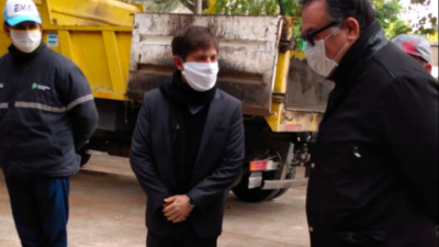 Intiman al titular de Vialidad, Raúl Costantino, a dar marcha atrás con una designación irregular