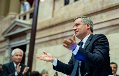 "Monzó dijo que se siente ""seguro"" para ser gobernador de la Provincia"