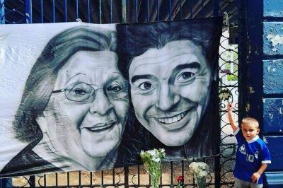 En La Plata proponen nombrar a la calle 60 Diego Armando Maradona