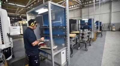 El empleo en la actividad metalúrgica ya está en los niveles de 2019