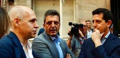 Sergio Massa durmió a Horacio Rodríguez Larreta, la teoría del indulto K y el compañero Donald Trump