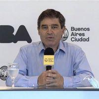 Fernán Quirós confirmó que el 8 de diciembre vuelve el turismo a Buenos Aires