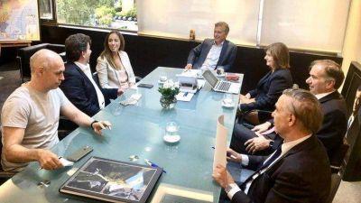 Reunión cumbre del PRO: Macri y Rodríguez Larreta tendrán su foto de unidad y definirán la postura sobre el proyecto de legalización del aborto