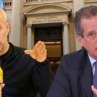Crece el choque entre el Banco Central y Rodríguez Larreta