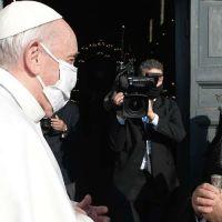 El Papa al Patriarca Bartolomé: San Andrés es fuente de ánimo en estos tiempos difíciles