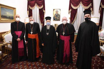 Patriarcado Ecuménico: Delegación del Vaticano acude a Estambul para san Andrés